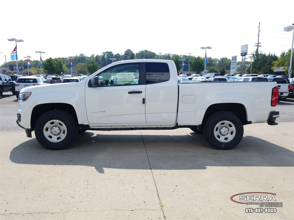 2019 Colorado Extended Cab 4x2,  Pickup #C92329 - photo 5