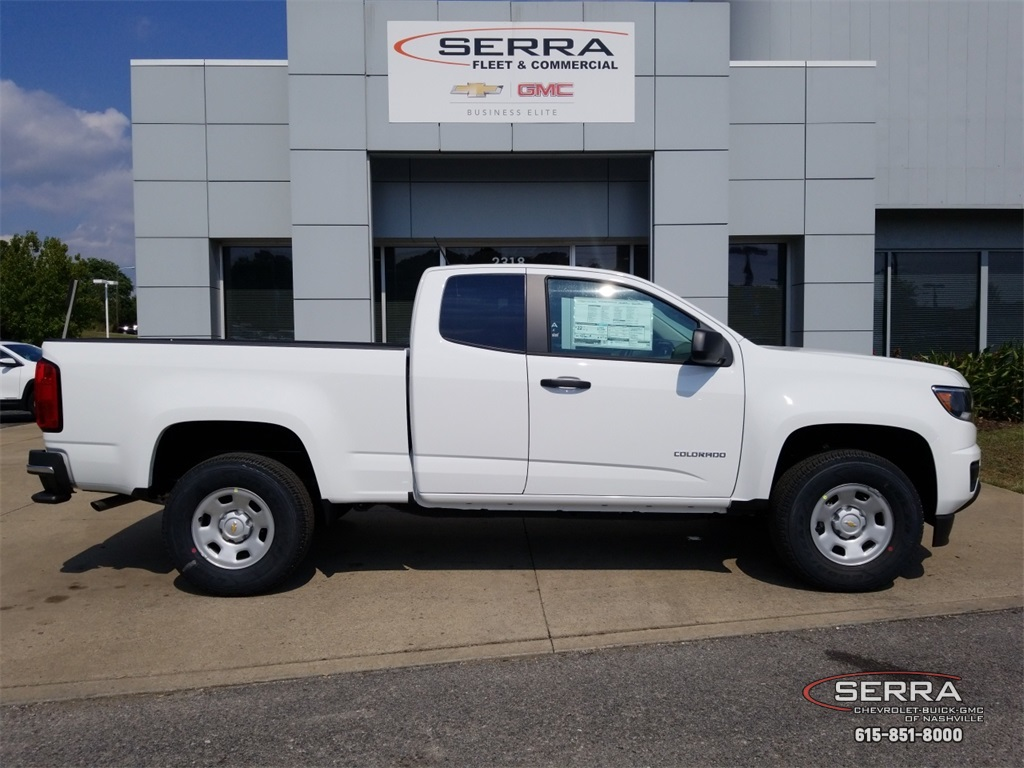 2019 Colorado Extended Cab 4x2,  Pickup #C92329 - photo 8