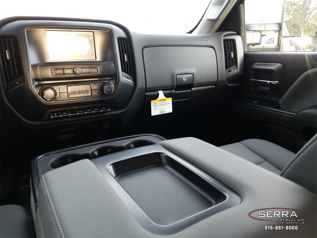 2019 Silverado 2500 Crew Cab 4x4,  Warner Select II Service Body #C92352 - photo 38