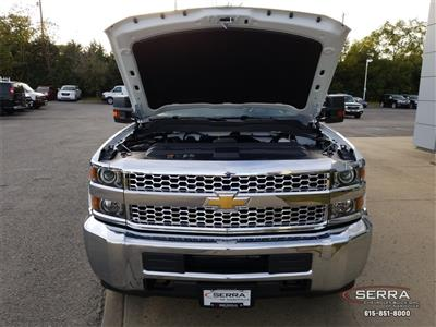 2019 Silverado 2500 Crew Cab 4x4,  Warner Select II Service Body #C92352 - photo 19