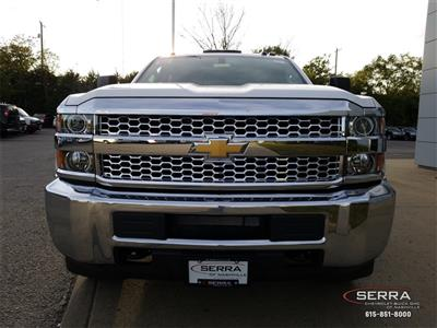 2019 Silverado 2500 Crew Cab 4x4,  Warner Select II Service Body #C92352 - photo 3