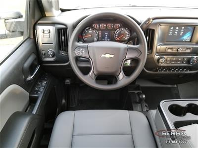 2019 Silverado 2500 Crew Cab 4x4,  Warner Select II Service Body #C92352 - photo 37