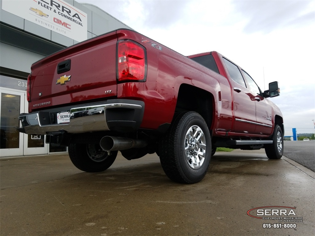 2019 Silverado 3500 Crew Cab 4x4,  Pickup #C92359 - photo 12