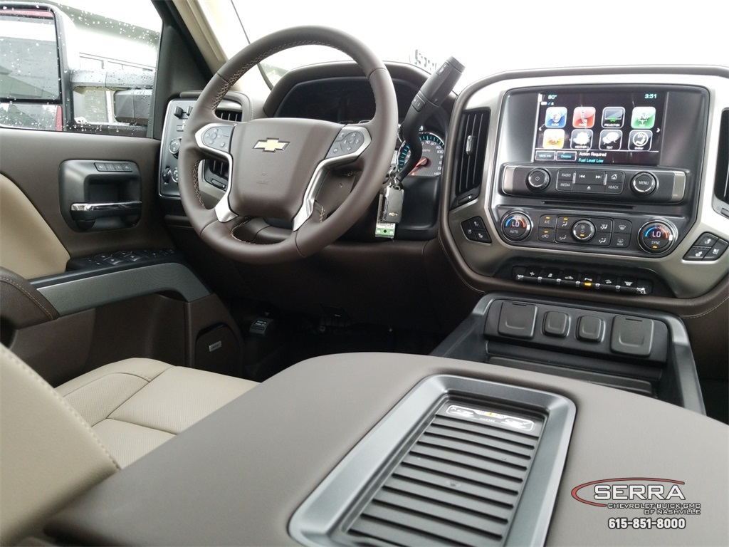 2019 Silverado 3500 Crew Cab 4x4,  Pickup #C92359 - photo 47