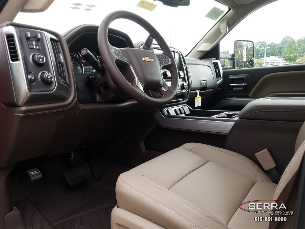 2019 Silverado 3500 Crew Cab 4x4,  Pickup #C92359 - photo 51