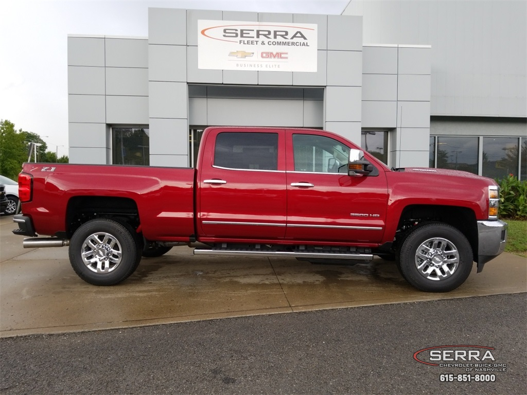 2019 Silverado 3500 Crew Cab 4x4,  Pickup #C92359 - photo 8