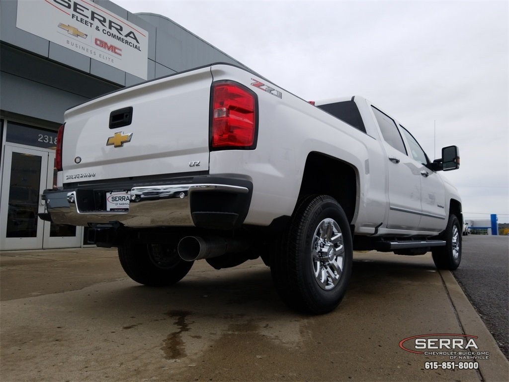 2019 Silverado 3500 Crew Cab 4x4,  Pickup #C92376 - photo 12