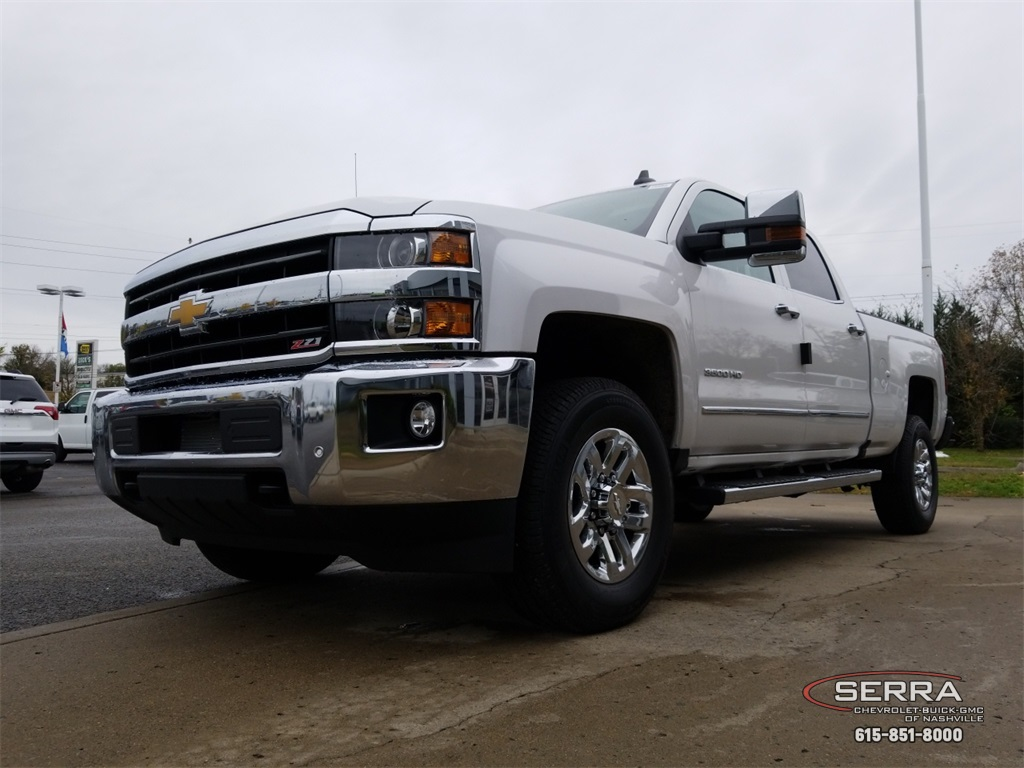 2019 Silverado 3500 Crew Cab 4x4,  Pickup #C92376 - photo 22