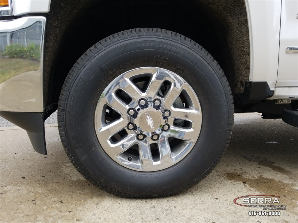2019 Silverado 3500 Crew Cab 4x4,  Pickup #C92376 - photo 23
