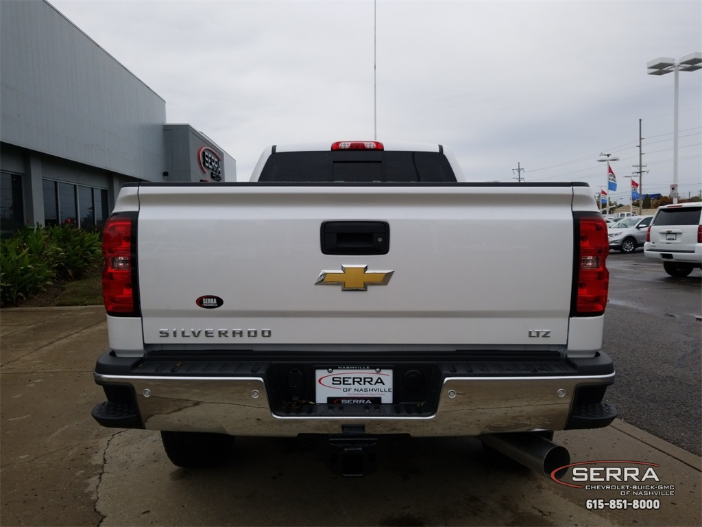 2019 Silverado 3500 Crew Cab 4x4,  Pickup #C92376 - photo 7
