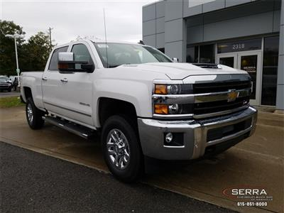 2019 Silverado 3500 Crew Cab 4x4,  Pickup #C92376 - photo 1
