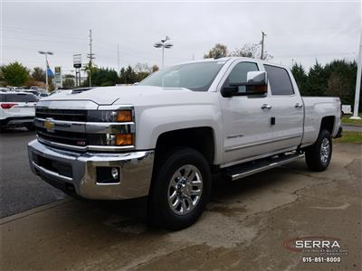 2019 Silverado 3500 Crew Cab 4x4,  Pickup #C92376 - photo 4