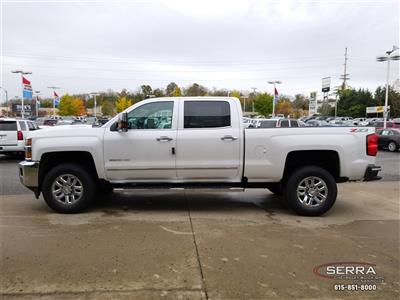 2019 Silverado 3500 Crew Cab 4x4,  Pickup #C92376 - photo 5