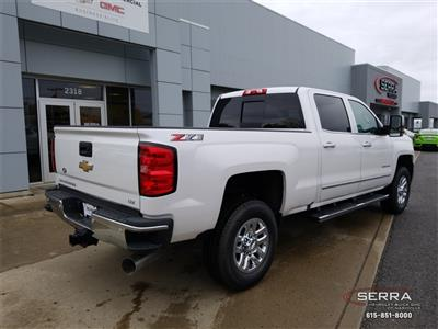 2019 Silverado 3500 Crew Cab 4x4,  Pickup #C92376 - photo 2