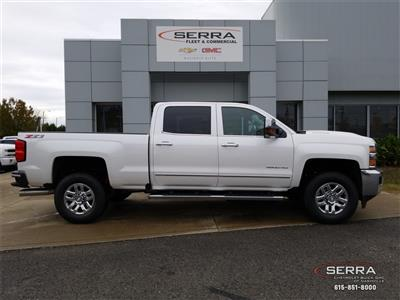 2019 Silverado 3500 Crew Cab 4x4,  Pickup #C92376 - photo 8