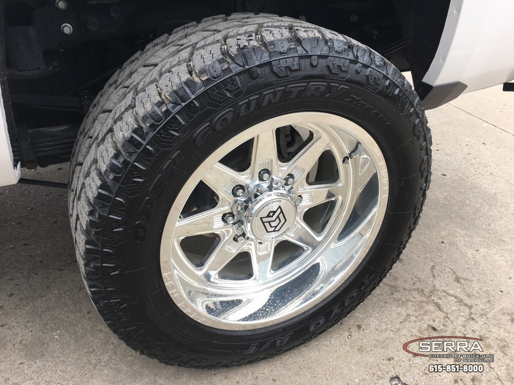 2019 Silverado 3500 Crew Cab 4x4,  Pickup #C92378 - photo 11