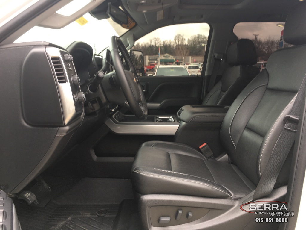 2019 Silverado 3500 Crew Cab 4x4,  Pickup #C92378 - photo 22