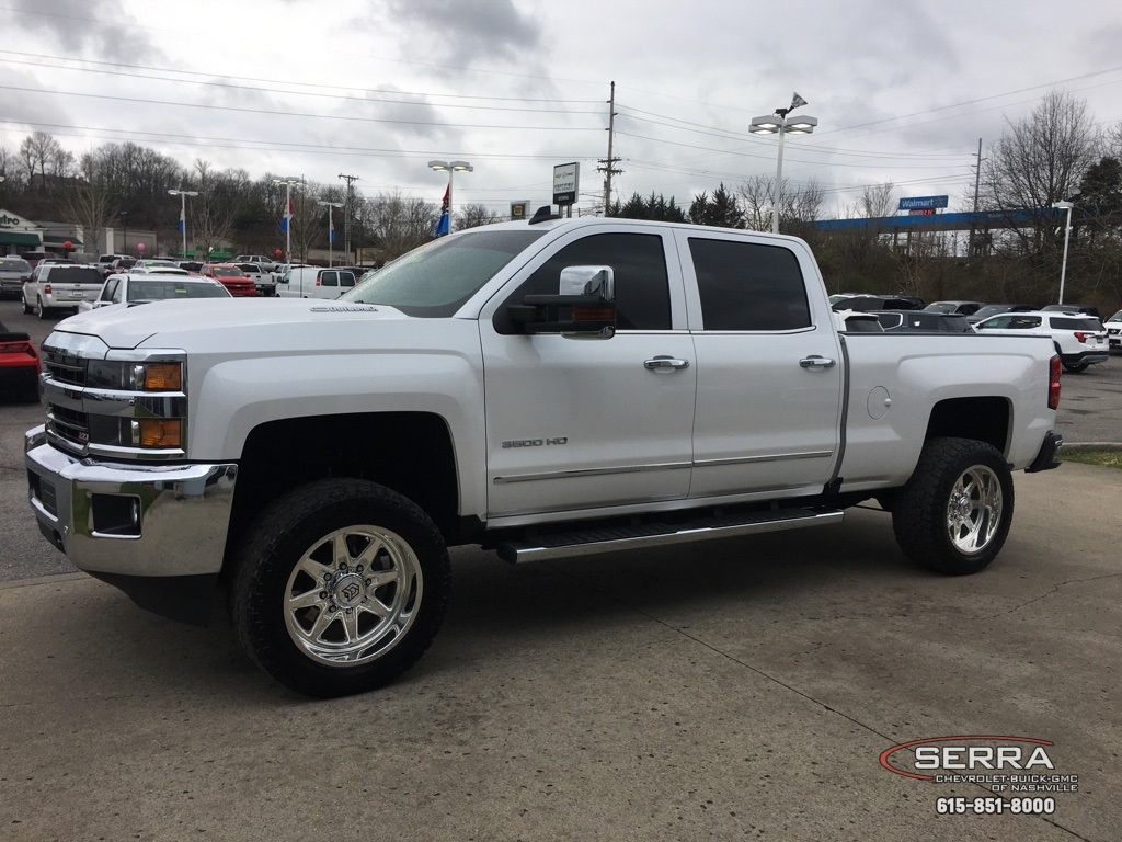 2019 Silverado 3500 Crew Cab 4x4,  Pickup #C92378 - photo 4