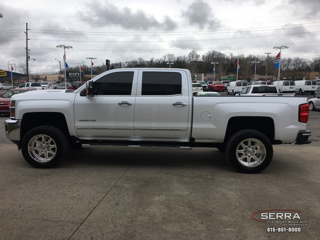 2019 Silverado 3500 Crew Cab 4x4,  Pickup #C92378 - photo 5