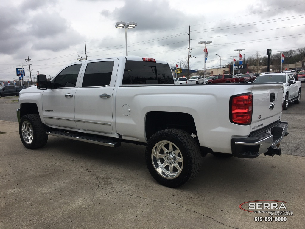 2019 Silverado 3500 Crew Cab 4x4,  Pickup #C92378 - photo 6