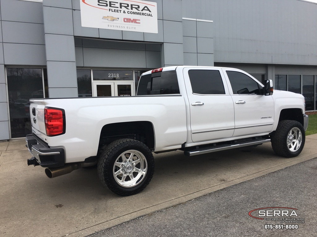 2019 Silverado 3500 Crew Cab 4x4,  Pickup #C92378 - photo 2
