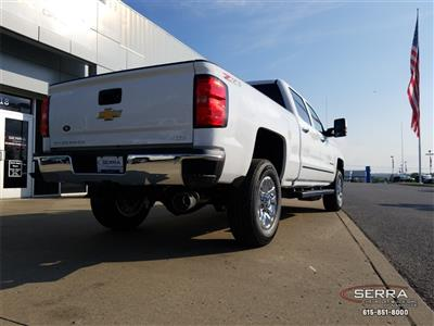 2019 Silverado 3500 Crew Cab 4x4,  Pickup #C92382 - photo 12