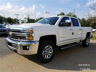 2019 Silverado 3500 Crew Cab 4x4,  Pickup #C92382 - photo 4