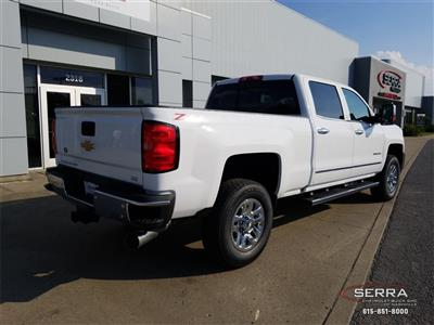 2019 Silverado 3500 Crew Cab 4x4,  Pickup #C92382 - photo 2