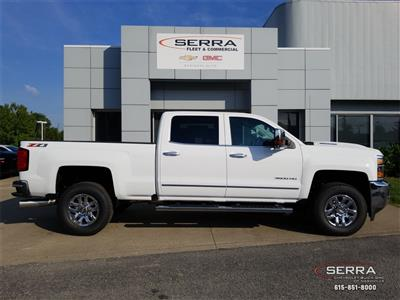2019 Silverado 3500 Crew Cab 4x4,  Pickup #C92382 - photo 8