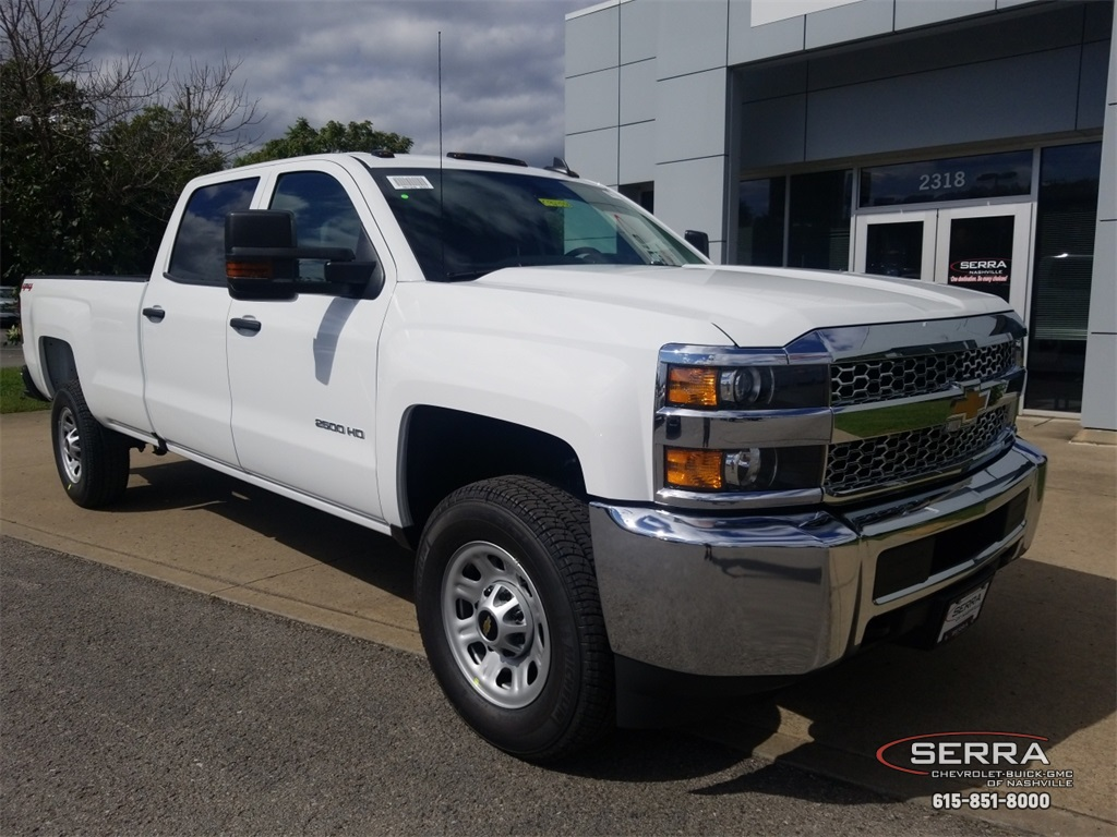 2019 Silverado 2500 Crew Cab 4x4,  Pickup #C92398 - photo 1