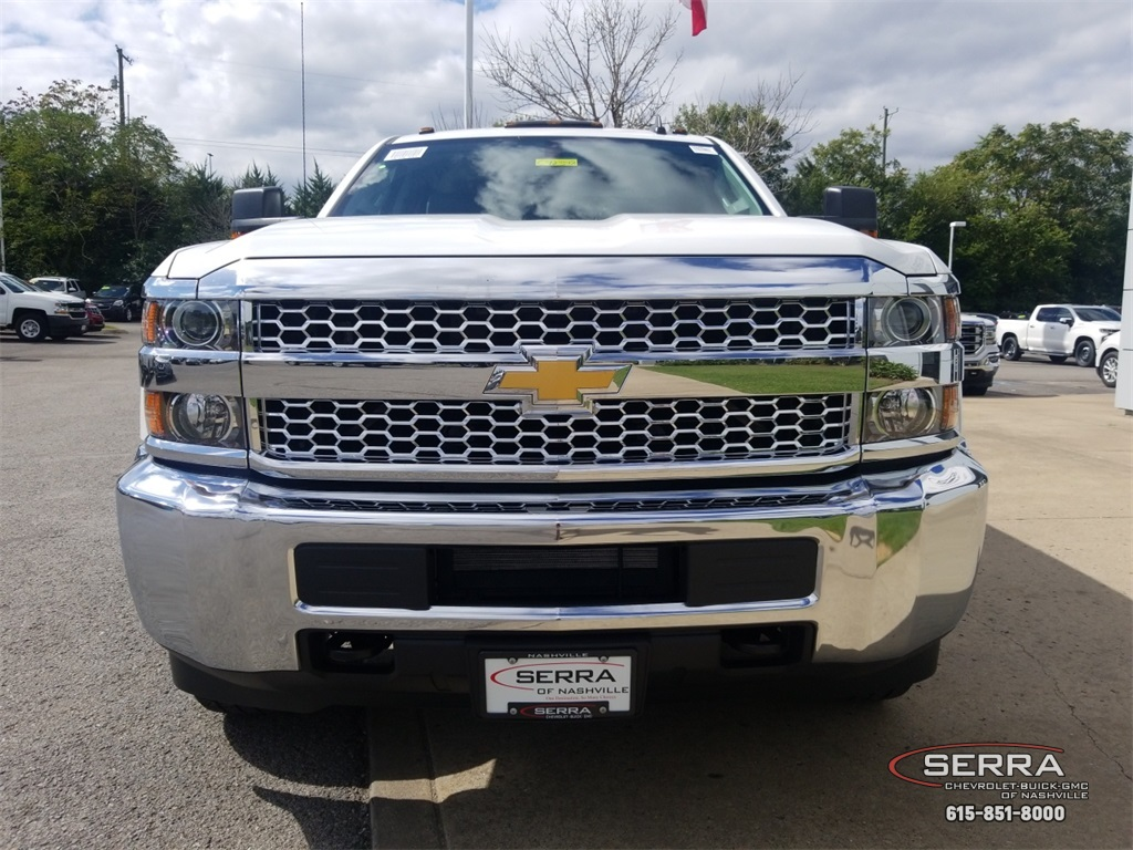 2019 Silverado 2500 Crew Cab 4x4,  Pickup #C92398 - photo 3