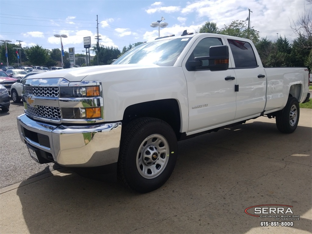 2019 Silverado 2500 Crew Cab 4x4,  Pickup #C92398 - photo 4