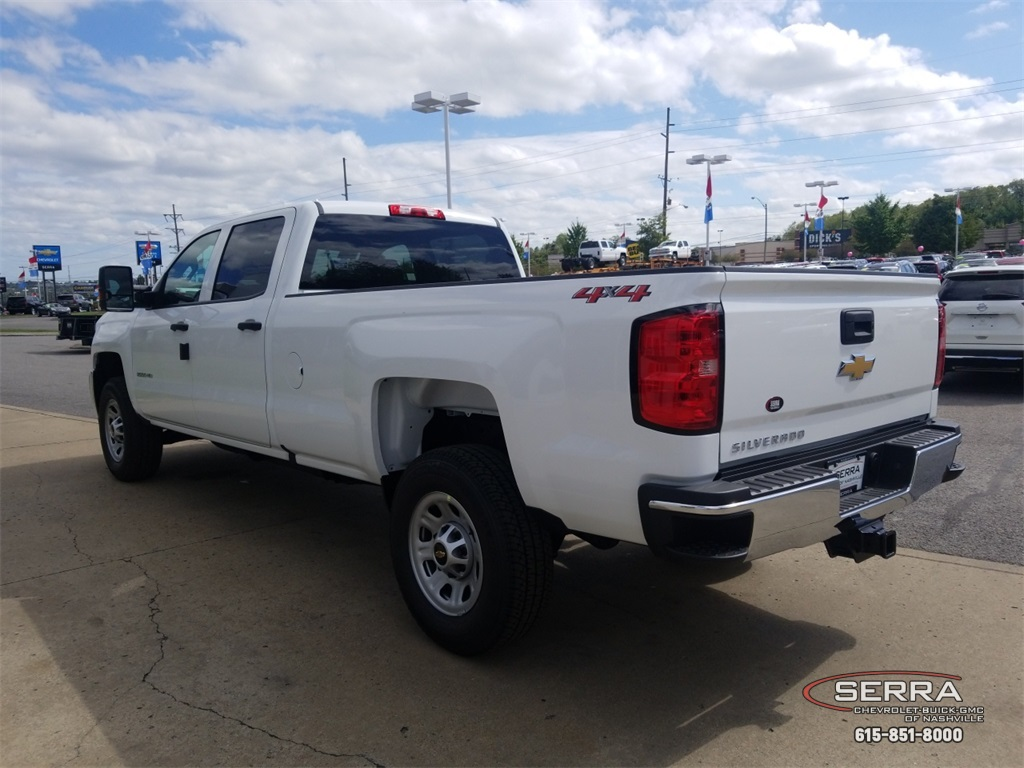 2019 Silverado 2500 Crew Cab 4x4,  Pickup #C92398 - photo 6