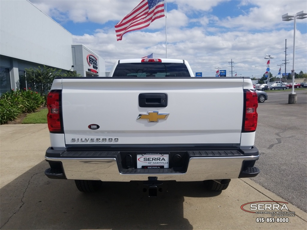 2019 Silverado 2500 Crew Cab 4x4,  Pickup #C92398 - photo 7