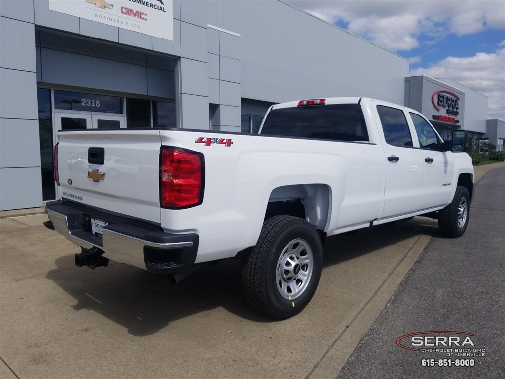 2019 Silverado 2500 Crew Cab 4x4,  Pickup #C92398 - photo 2