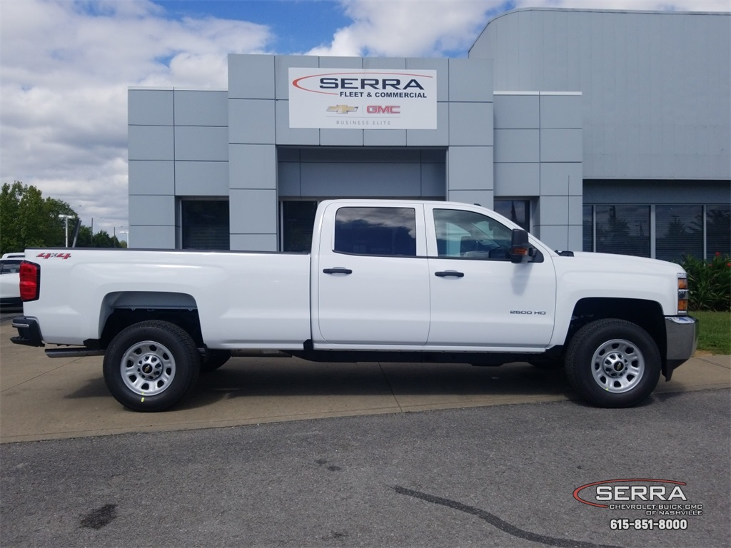 2019 Silverado 2500 Crew Cab 4x4,  Pickup #C92398 - photo 8