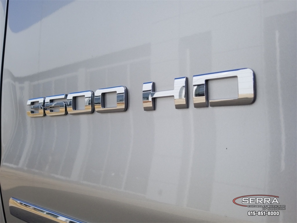2019 Silverado 3500 Crew Cab 4x4,  Pickup #C92515 - photo 17