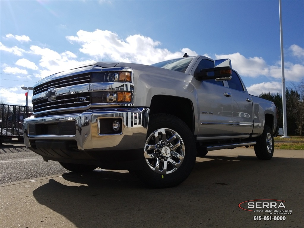 2019 Silverado 3500 Crew Cab 4x4,  Pickup #C92515 - photo 23
