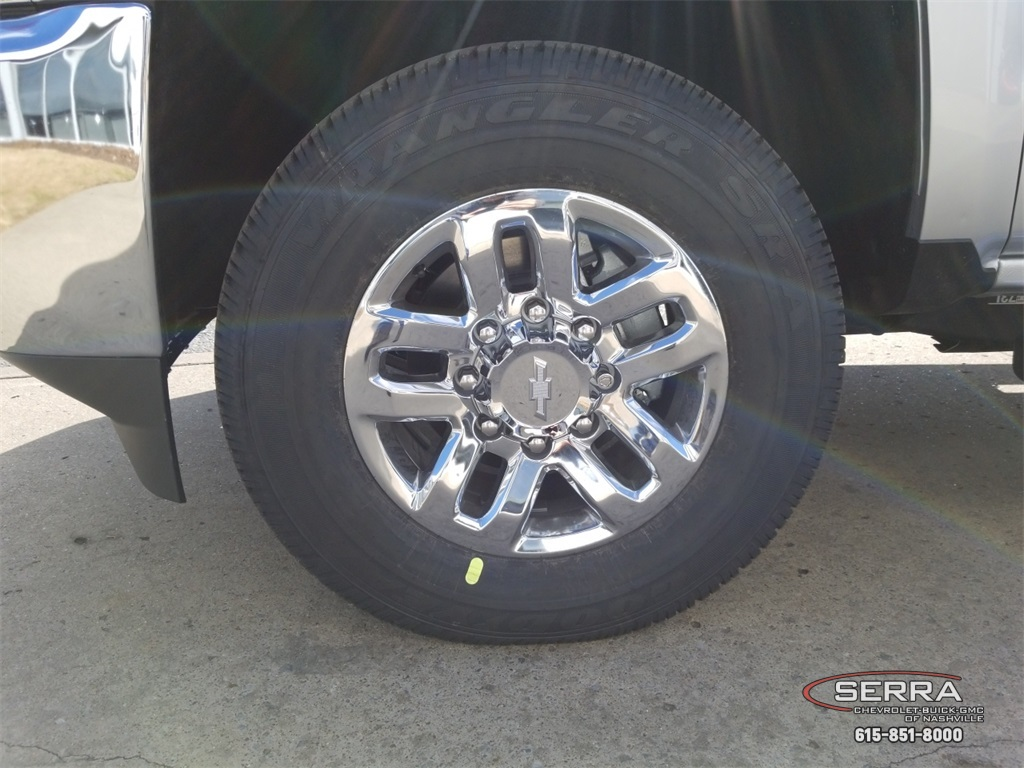 2019 Silverado 3500 Crew Cab 4x4,  Pickup #C92515 - photo 24