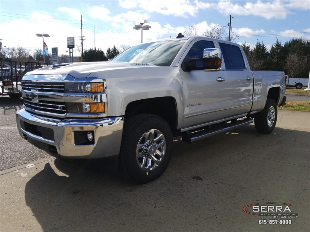 2019 Silverado 3500 Crew Cab 4x4,  Pickup #C92515 - photo 4