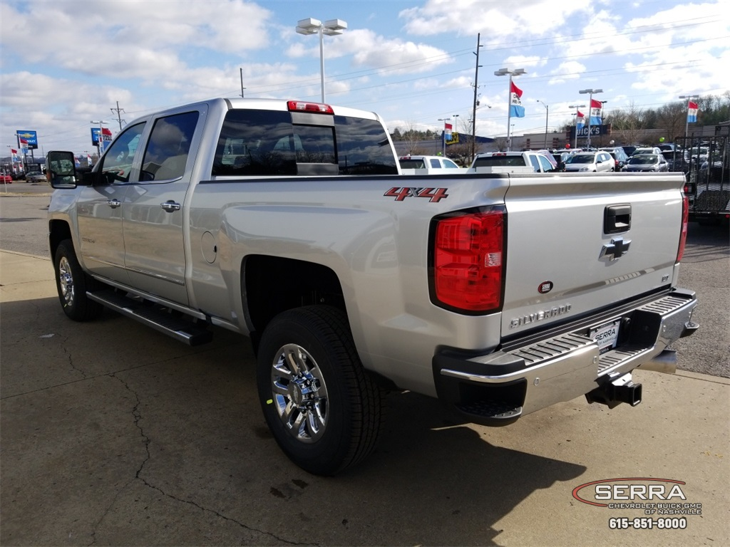 2019 Silverado 3500 Crew Cab 4x4,  Pickup #C92515 - photo 6