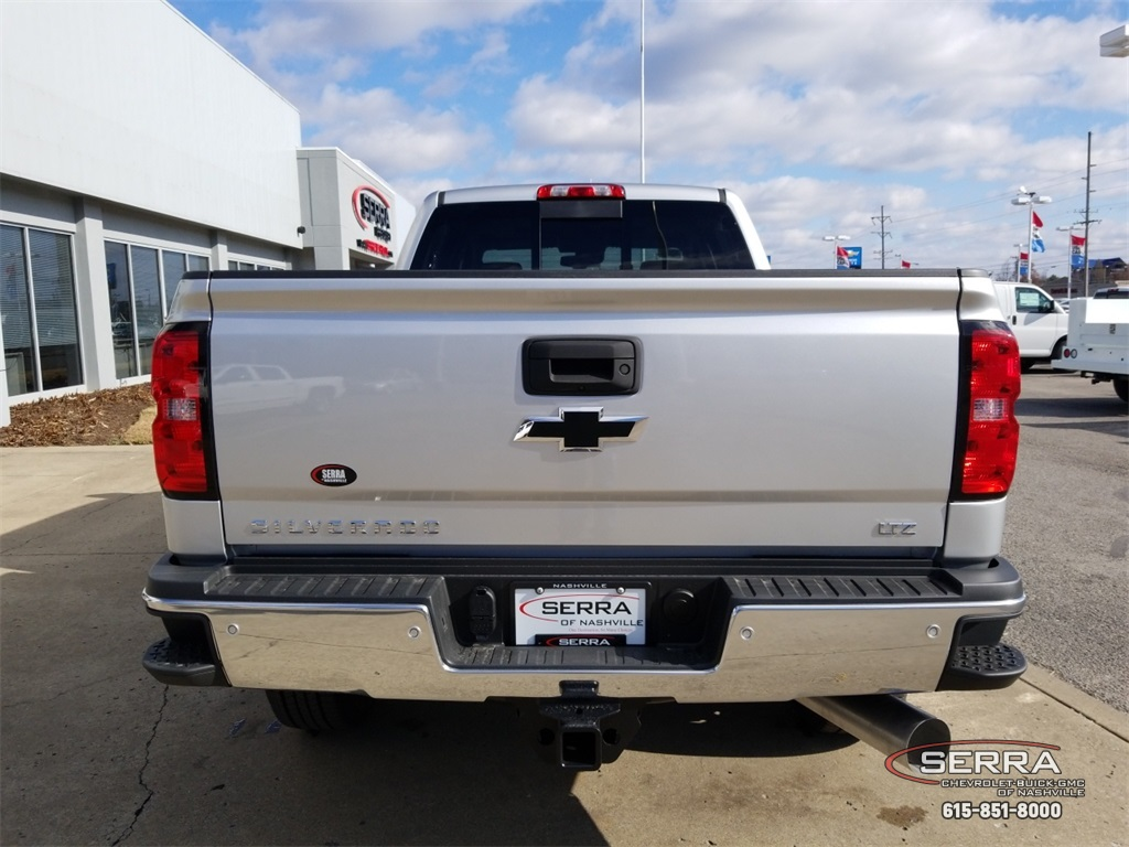 2019 Silverado 3500 Crew Cab 4x4,  Pickup #C92515 - photo 7