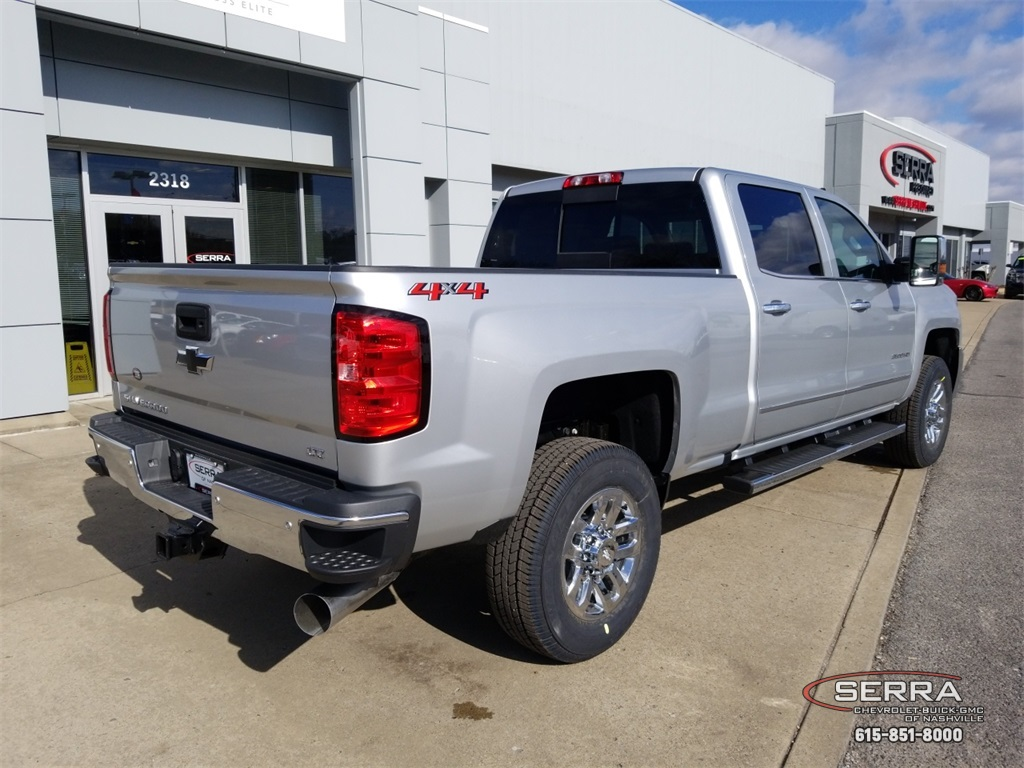 2019 Silverado 3500 Crew Cab 4x4,  Pickup #C92515 - photo 2