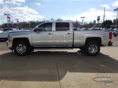 2019 Silverado 3500 Crew Cab 4x4,  Pickup #C92515 - photo 5