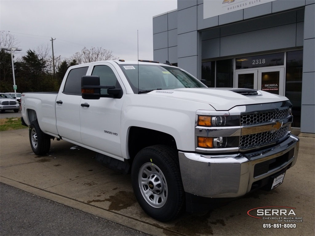 2019 Silverado 3500 Crew Cab 4x4,  Pickup #C92559 - photo 1