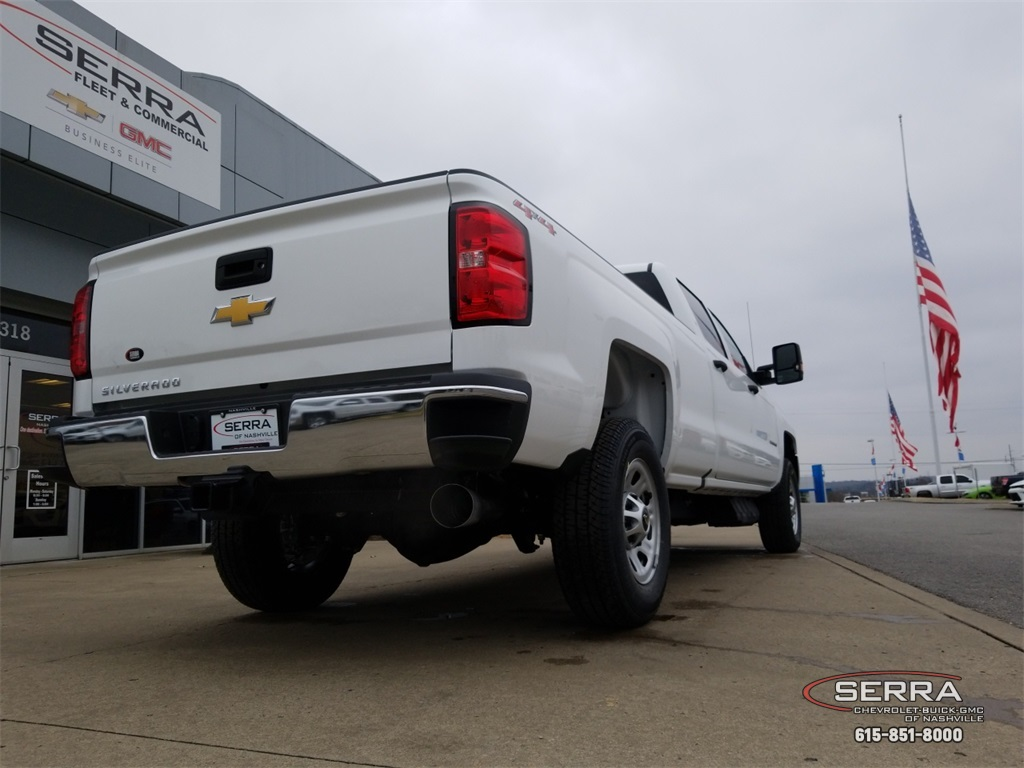 2019 Silverado 3500 Crew Cab 4x4,  Pickup #C92559 - photo 11