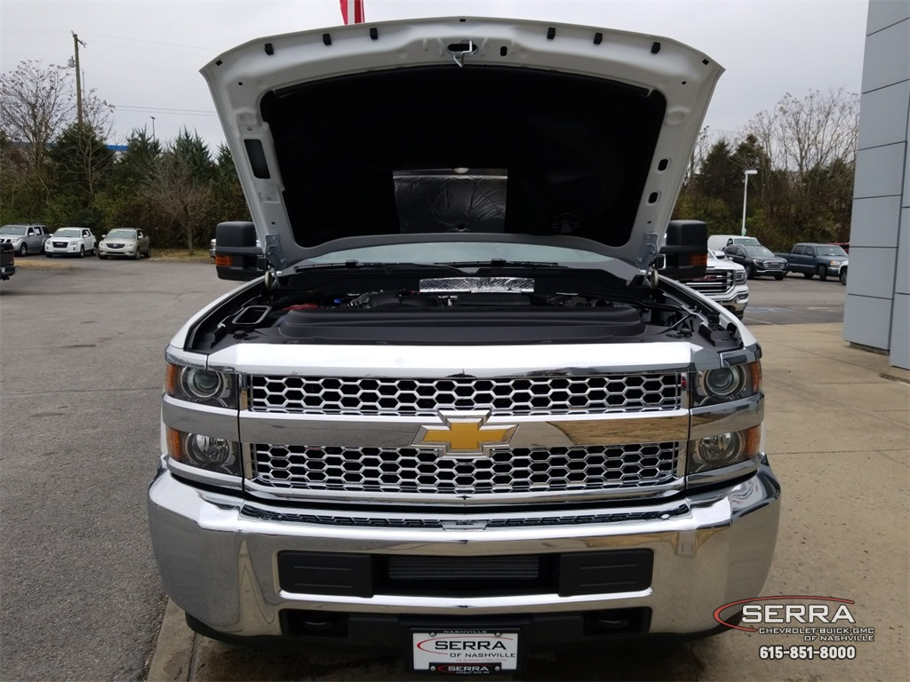 2019 Silverado 3500 Crew Cab 4x4,  Pickup #C92559 - photo 19