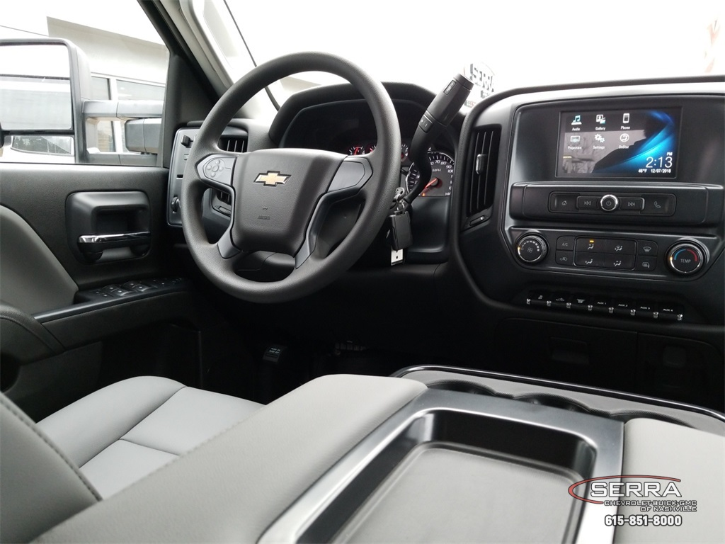 2019 Silverado 3500 Crew Cab 4x4,  Pickup #C92559 - photo 39