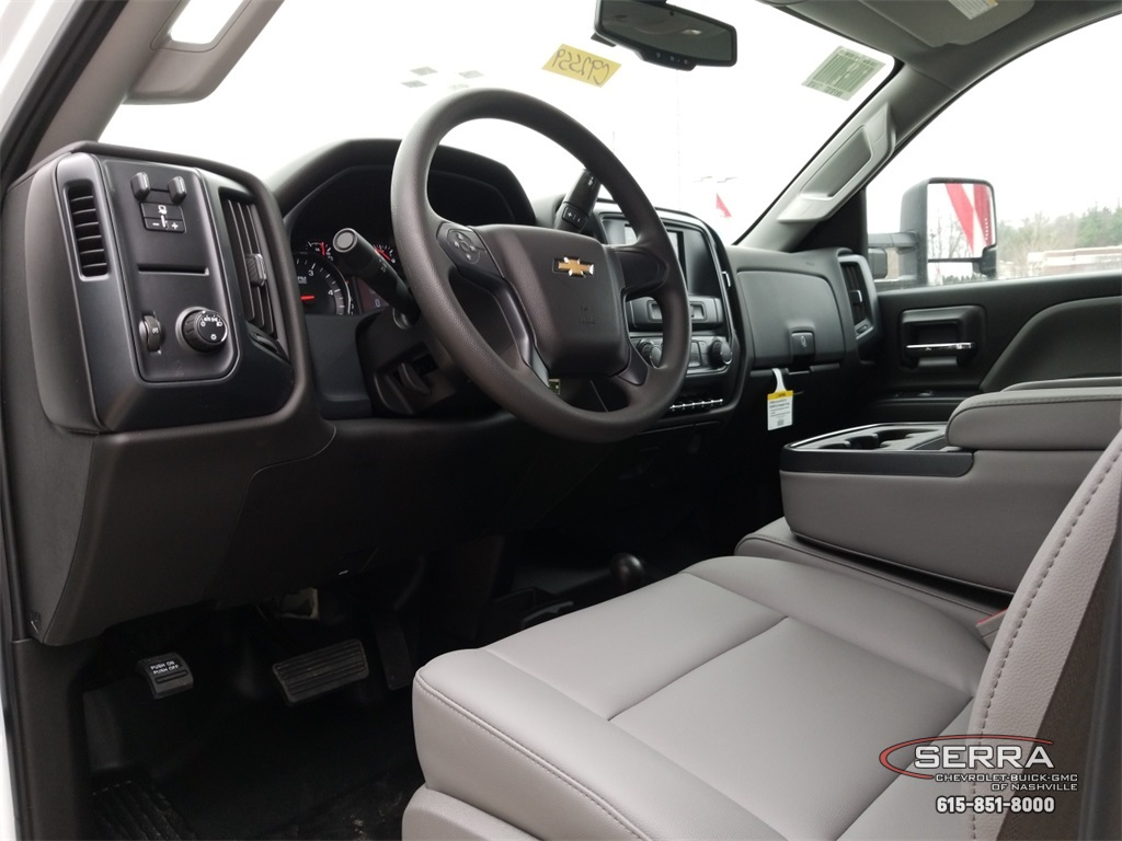 2019 Silverado 3500 Crew Cab 4x4,  Pickup #C92559 - photo 43