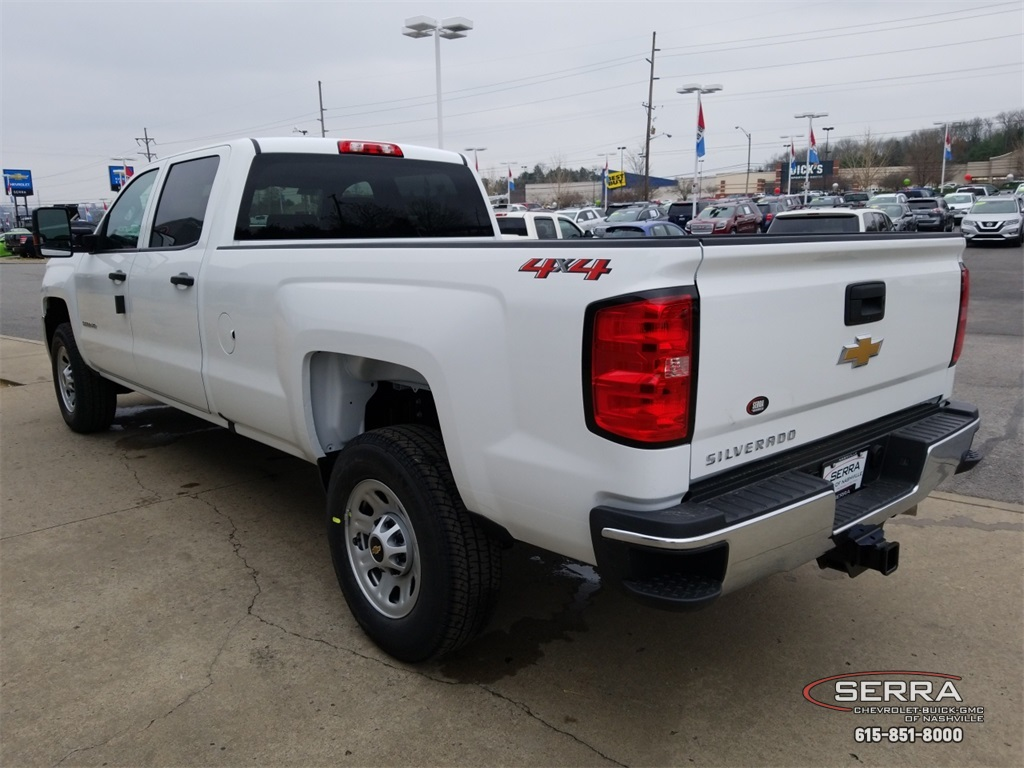 2019 Silverado 3500 Crew Cab 4x4,  Pickup #C92559 - photo 6